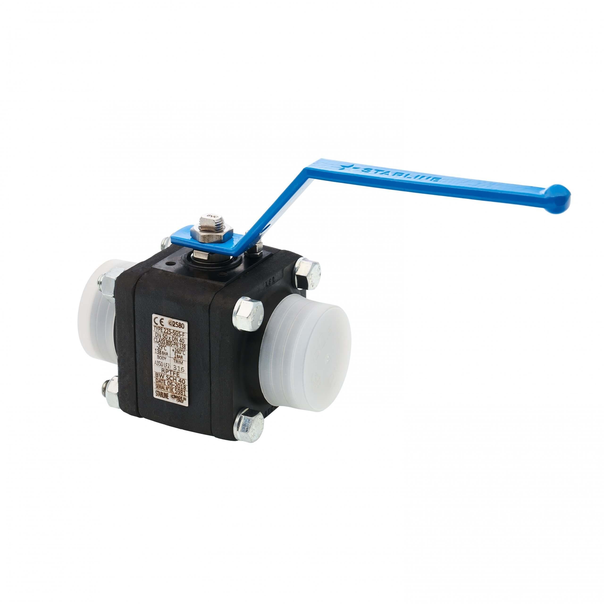 Valves - Shut-off valve