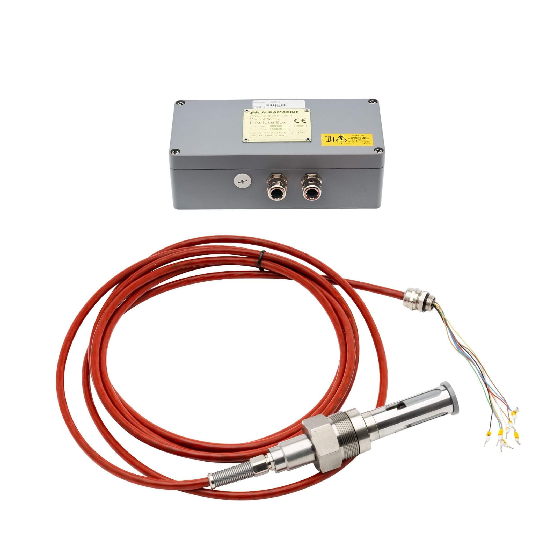 Auramarine Fuel supply system Viscometer spare