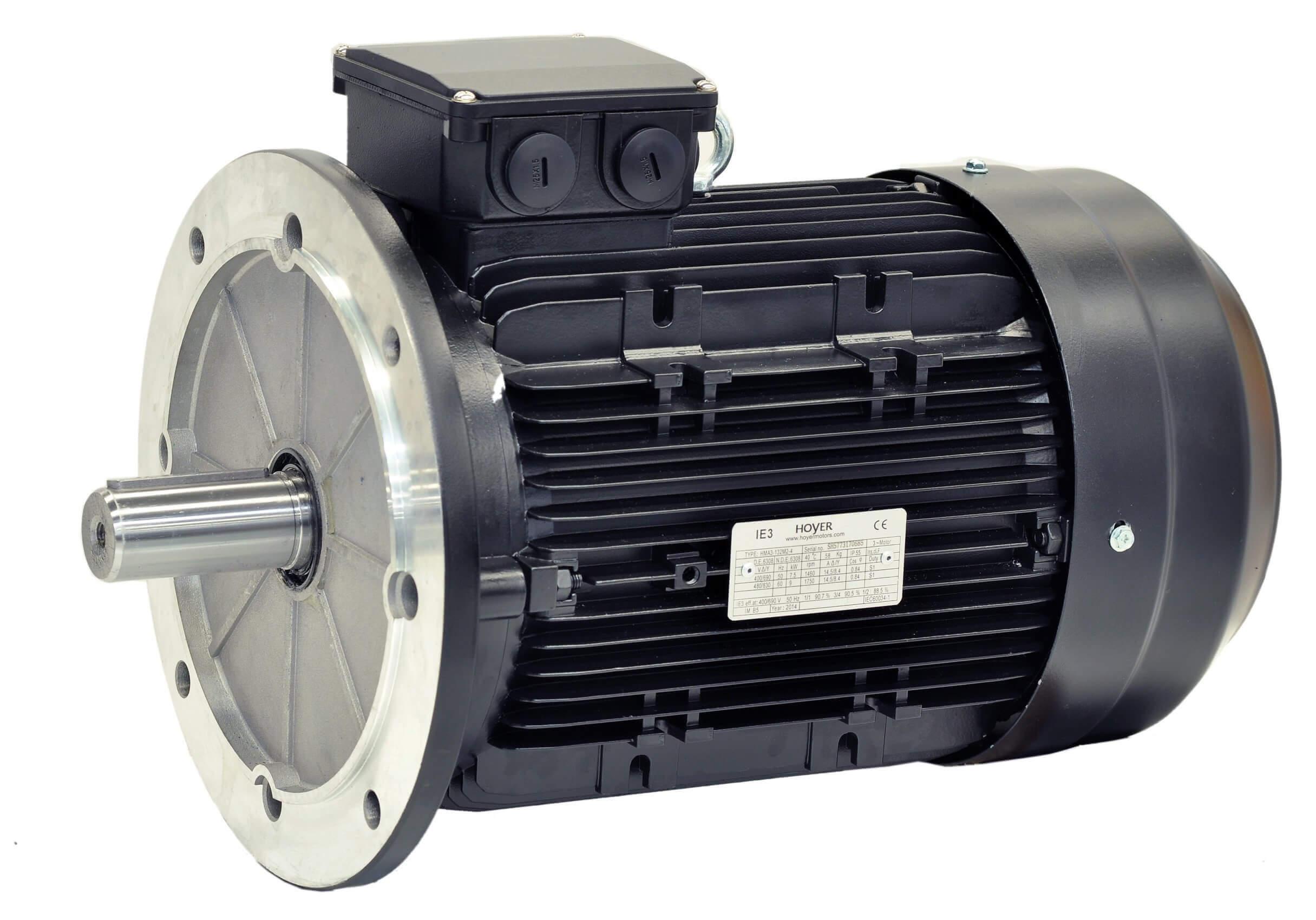 Electric motor for fuel pump Auramarine
