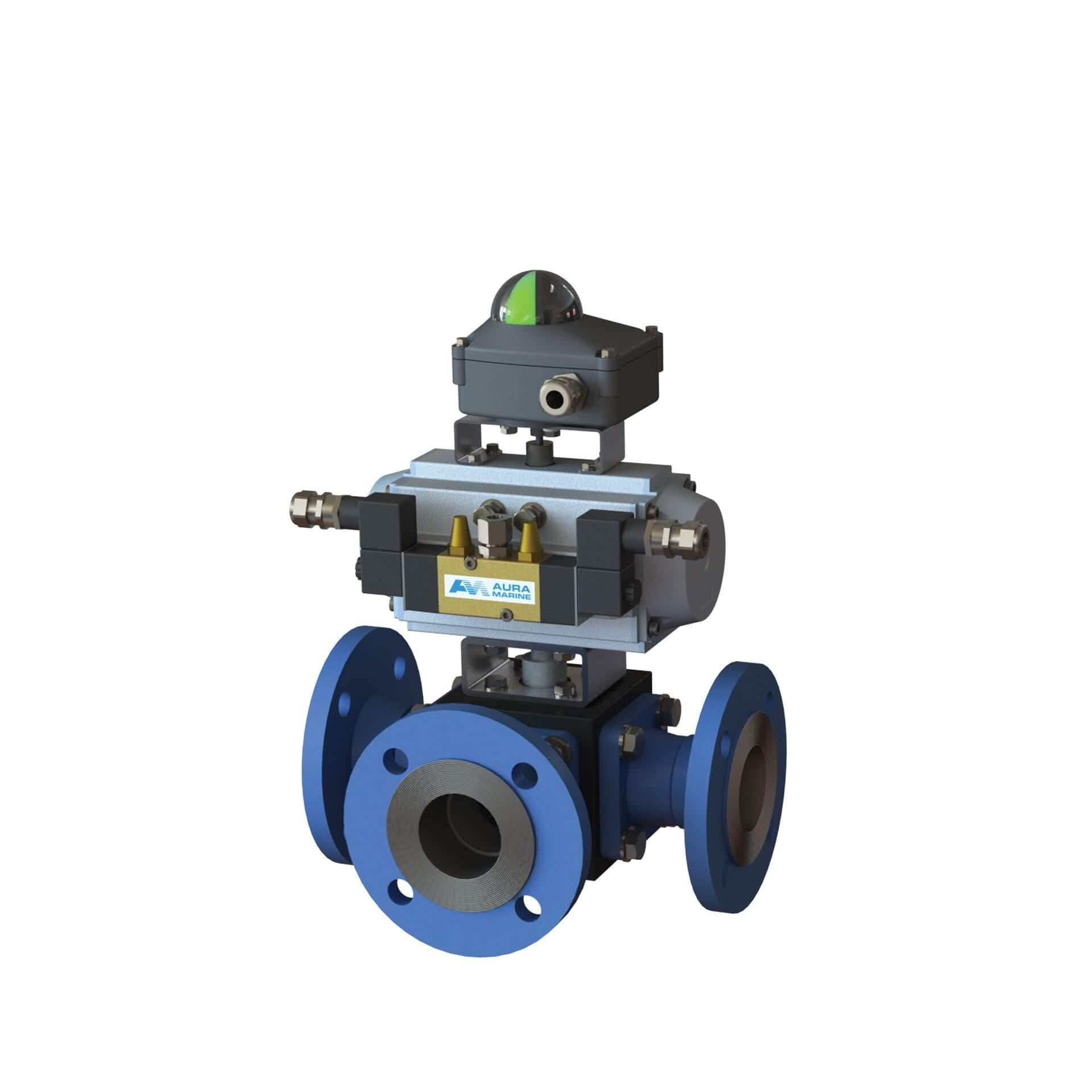 Valves - 3-way valve